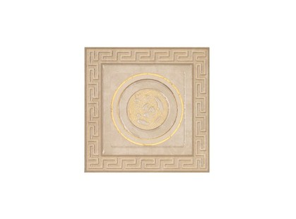 Versace Venere Nat Almond Beige Tozzetto Geometrica 10