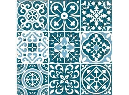 Vitra Carmina K085755 Blue Dec