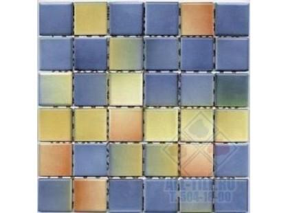Vitra Colorline Glossy K508993 Colorline Tobacco-Blue Mix 2 (5х5)