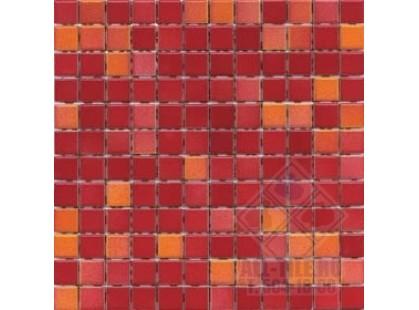 Vitra Colorline Glossy K511515 Colorline Red Mix 7 (2,5х2,5)