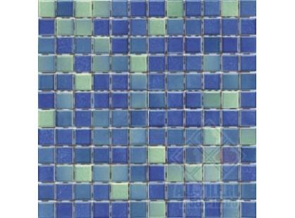 Vitra Colorline Glossy K512916 Colorline D.Blu-Green Mix 8 (2,5х2,5)