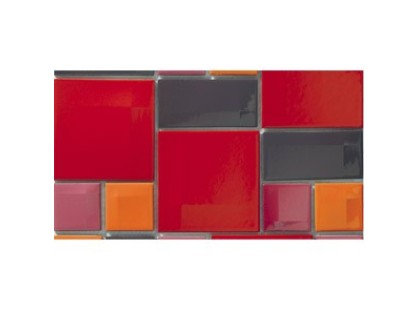 Vitra Day-To-Day K5400918   Red Mix Glossy