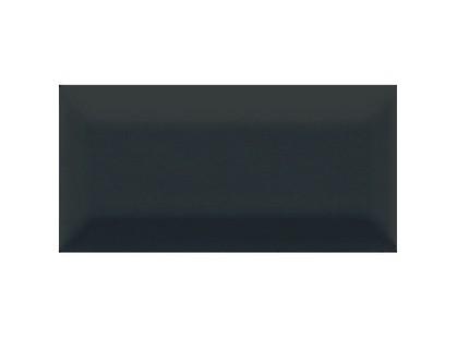 Vitra Metro Tiles K537744 Black Glossy (10x20)