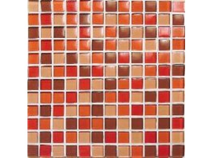 Vitrex Crystal-b MF1 Rosso Lucido Mix 2,3x2,3