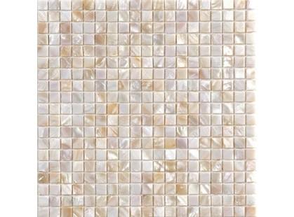 Vitrex Mosaico Perla Bianco 1,5x1,5