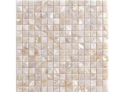 Vitrex Mosaico Perla Bianco 2x2