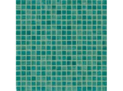 Vitrex Mosaico Vetroso 6033 Verde 1,5x1,5