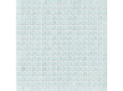 Vitrex Mosaico Vetroso 9016 Bianco 1,5x1,5