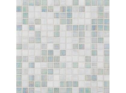 Vitrex Mosaico Vetroso CSM01 Bianco Mix 2x2