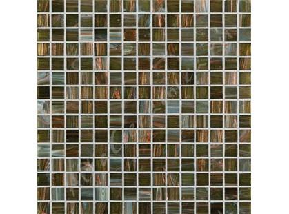 Vitrex Mosaico Vetroso G117 Grigio Scuro 2x2