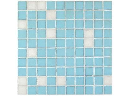 Vitrex Mosaico Vetroso M20 Azzurro