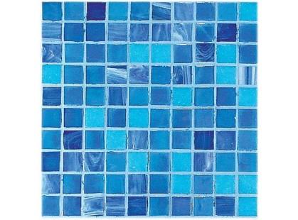Vitrex Mosaico Vetroso P1 Blu