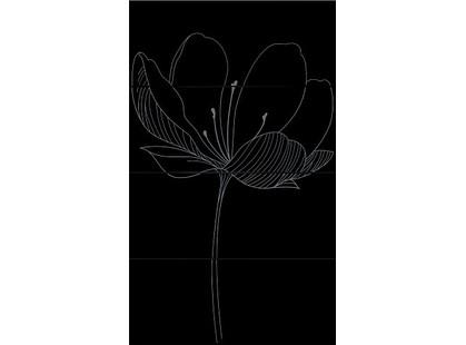 Viva Ceramica Gotha 255D9RD Dream A Black