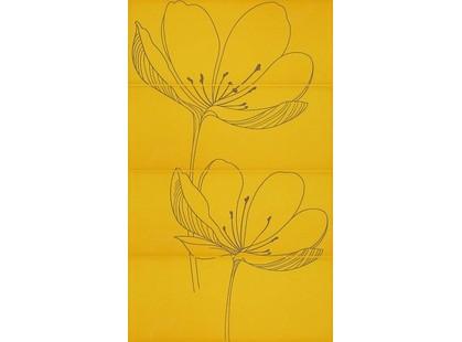 Viva Ceramica Gotha 255D3RE Dream B Yellow
