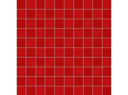 Viva Ceramica Gotha I115D2R Mosaico Gotha Red