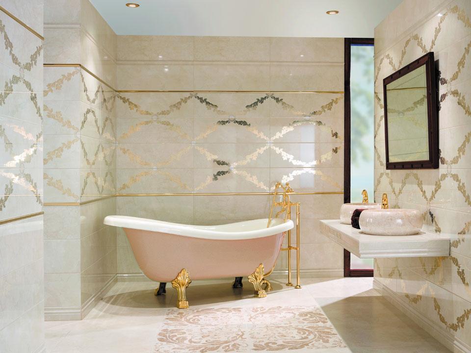 Ванная плитка дизайн